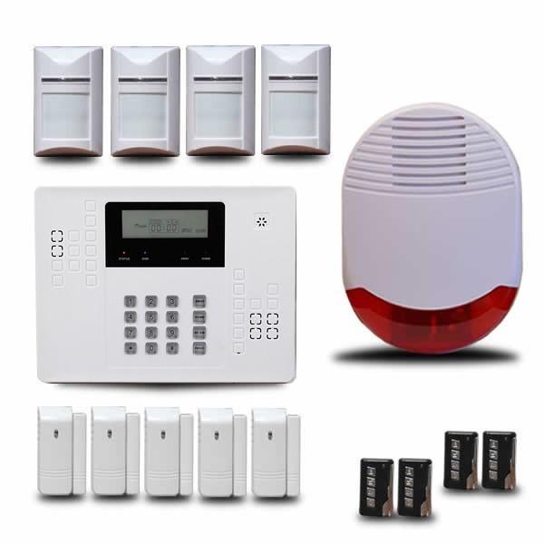 Alarme pour maison sans fil